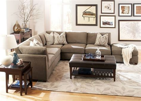 Haverty Living Room Furniture by Visions Sectional Havertys Family Room By Havertys