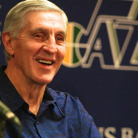 Utah Jazz Could Bring Back Legendary Coach Jerry Sloan to ...