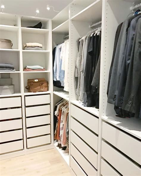 Slim Wardrobe Closet by Ikea Closet Inspiration Wonderful