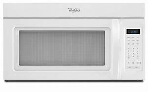 Whirlpool Microwave  Model Wmh31017aw2 Parts And Repair Help