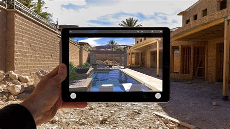 augmented reality app launches  landscape designers