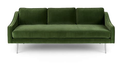 Mirage Grass Green Sofa