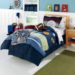cheap mvp sports boys baseball basketball football twin comforter set 5 piece bed in a bag