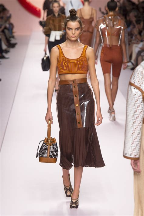 milan fashion week spring summer 2019 fendi onobello com