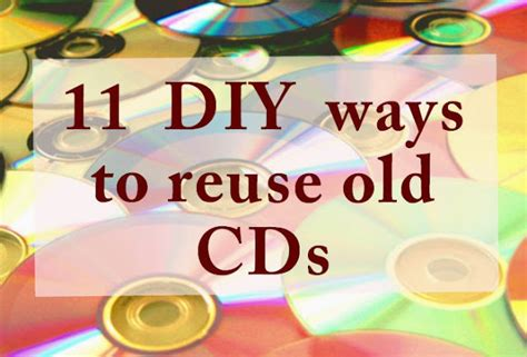 11 amazing diy ideas to recycle old cds