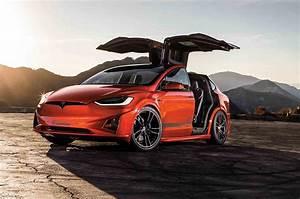 Tesla Modele X : unplugged performance 2016 tesla model x 90d first drive ~ Melissatoandfro.com Idées de Décoration