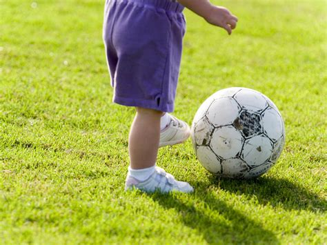 How Can I Teach My Child To Hit Kick And Catch A Ball