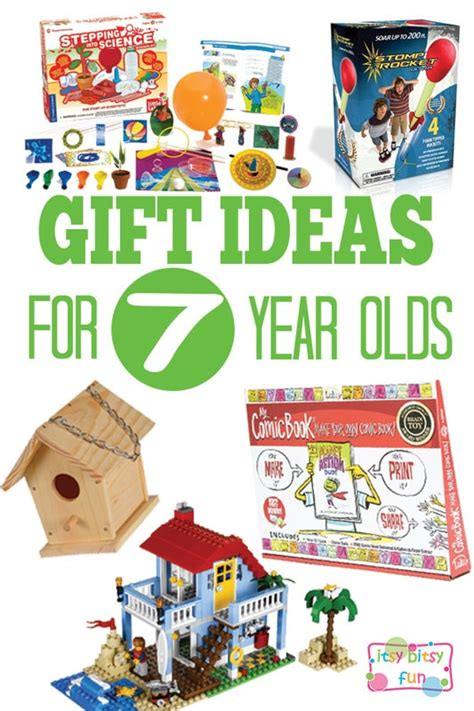 gifts for 7 year olds itsy bitsy fun