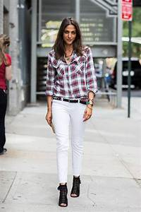 How to Wear White Jeans 17 Stylish Outfit Ideas - Style ...