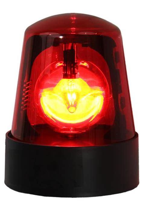 rotating beacon police light