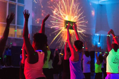 Join rave and you will never watch alone again! Yoga Rave