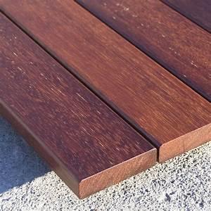 Terrasse Bois Exotique : bois exotique pour terrasse et jardin tenue d 39 jardin ~ Melissatoandfro.com Idées de Décoration