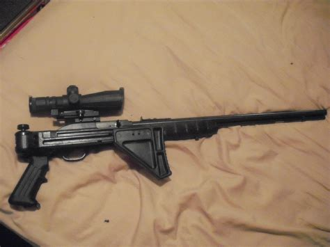 Folding Stock for Marlin 60?? | The Firearms Forum - The ...
