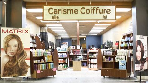 Carisme Coiffure Elle et Lui | Galeries des Sources