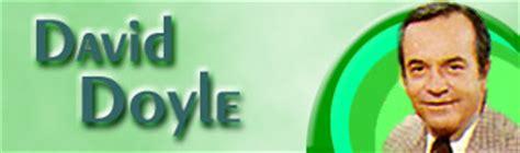 Angelic Heaven - Actor Bios - David Doyle