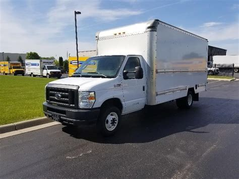 2012 Ford E350 by 2012 Ford E350 Trucks Box Trucks For Sale 137 Used