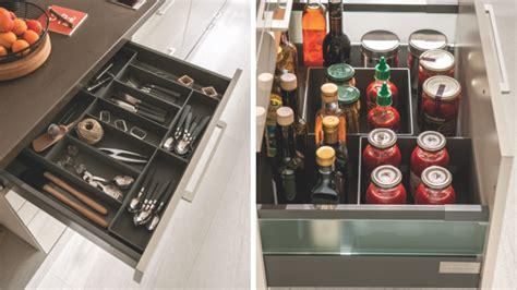 tiroirs de cuisine dossier rangements en cuisine