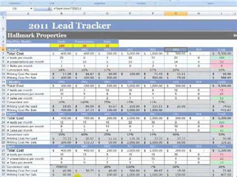marketing  lead tracker demomp youtube