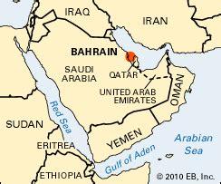 Bahrain: location - Students   Britannica Kids   Homework Help