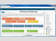 project roadmap template powerpoint create project plans