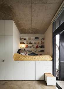 Rangement Sous Le Lit : o trouver votre lit avec tiroir de rangement ~ Farleysfitness.com Idées de Décoration