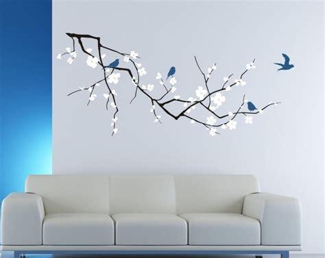 arbre canapas décoration murale originale pour maison 24 photos