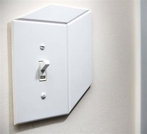 cool light switches coolest gadgets optical 3d illusion light switch plates
