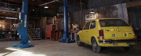 Wheeler Dealers California Workshop Location by Wheeler Dealers 187 1977 Honda Cvcc