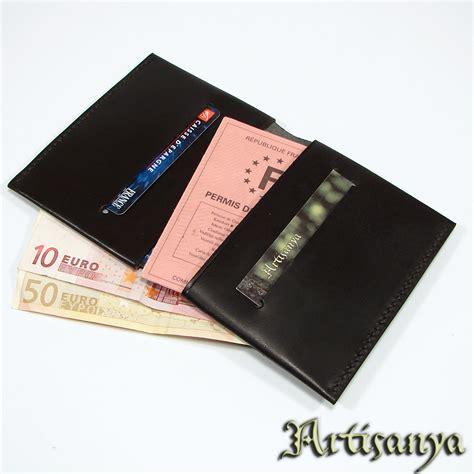 porte carte d identite portefeuille multi rangements carte d identit 233 cb billets permis de conduire porte monnaie