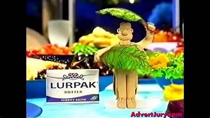 Lurpak Butter Advert Spreadable