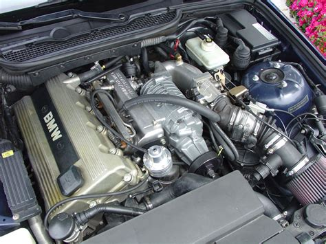 Supercharge Bmw 318is