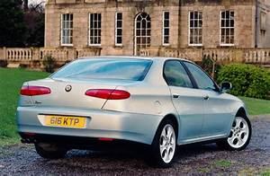 Alfa Romeo 166 : alfa romeo 166 saloon review 1999 2005 parkers ~ Gottalentnigeria.com Avis de Voitures