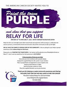 307 best images about relay for life on pinterest With relay for life flyer template