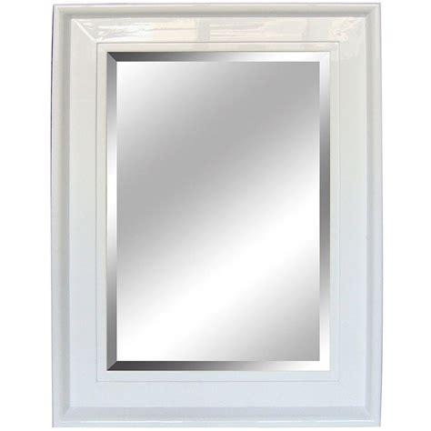 rectangular wall mirrors decorative yosemite home decor 34 in x 46 in rectangular decorative
