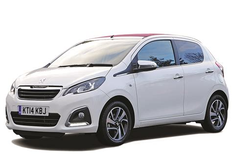 peugeot little car peugeot 108 hatchback review carbuyer