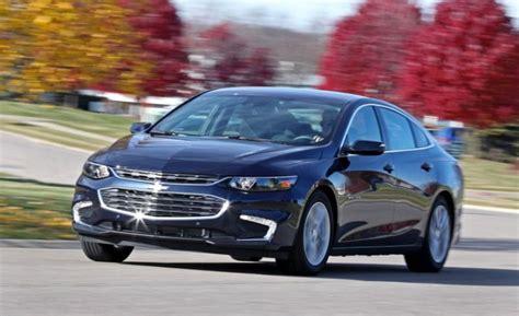 2018 Chevrolet Malibu Release Date, Price, Interior, Review