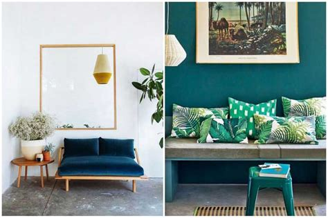 Osez Une Dco Couleur Bleu Canard Best Decoration Salon Bleu Canard Ideas Ridgewayng Com