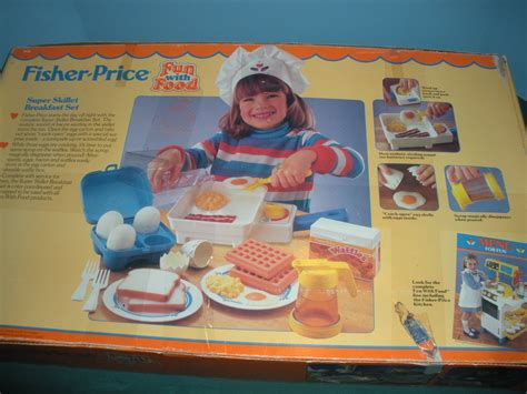 cuisine bilingue fisher price food on