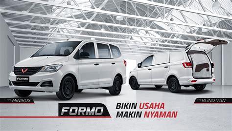 Wuling Formo Modification by Pilihan Mobil Minibus Murah Untuk Bisnis Majalah