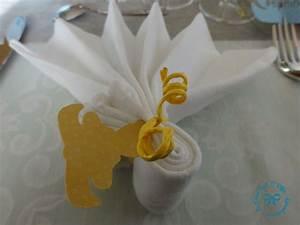 Pliage Serviette Moulin A Vent : pliage serviettes pour bapt me by le r cr art 39 d 39 elfie pliage de serviettes ~ Melissatoandfro.com Idées de Décoration