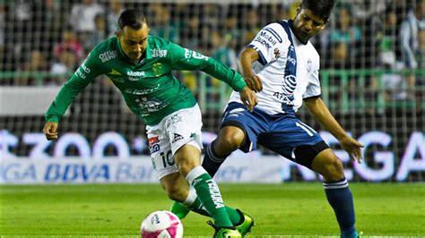 Liga MX: Horario y dónde ver en vivo Puebla vs León de la ...