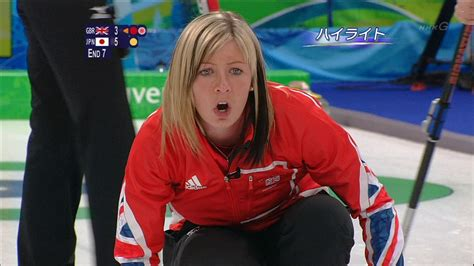 [SPORTS] カーリングイギリス代表のEve Muirhead(イブ・ミュアヘッド)選手がかわい過ぎる件 | mBlog