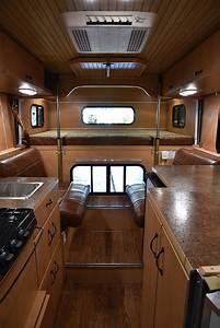Alaskan camper review truck camper magazine for Truck camper interior ideas