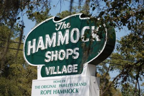 hammock shops village  perfect   day trip  south