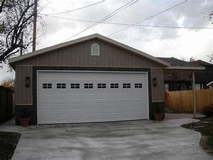 How Much Does It Cost To Build A 24x24 Garage