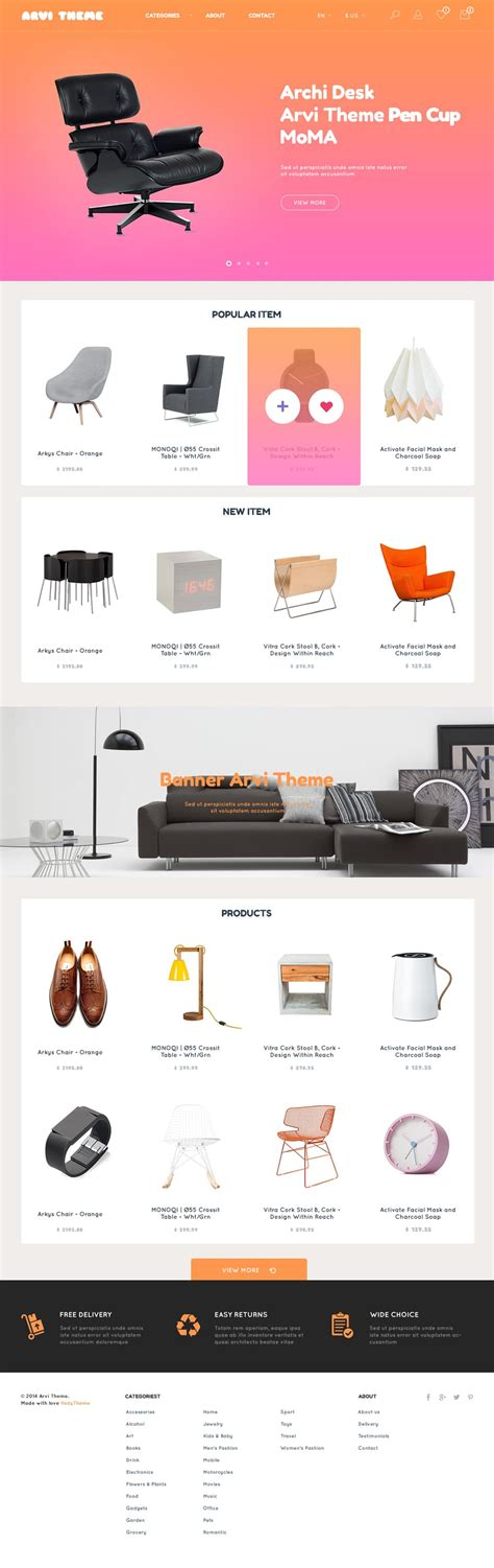 free psd website templates free ecommerce web templates psd 187 css author