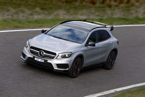 mercedes benz gla amg review  caradvice