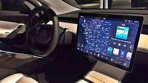 Report: Tesla's Model 3 Displays Will Be Provided By LG   Dashboard design, Display, Model