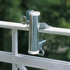 Sonnensegel Für Balkon : sonnenschirmhalter balkon handlauf videx verzinkt ~ Frokenaadalensverden.com Haus und Dekorationen