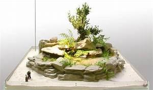 Jardin Japonais Interieur : jardin japonais miniature int rieur o la rigueur l 39 ordre et l bambou pinterest ~ Dallasstarsshop.com Idées de Décoration